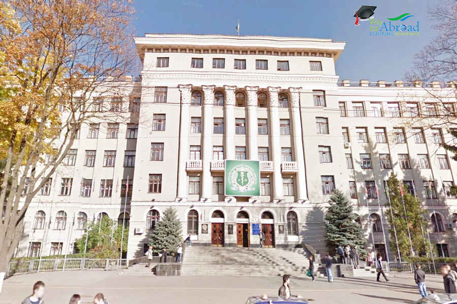 Kharkiv National Medical University - MBBS UKraine