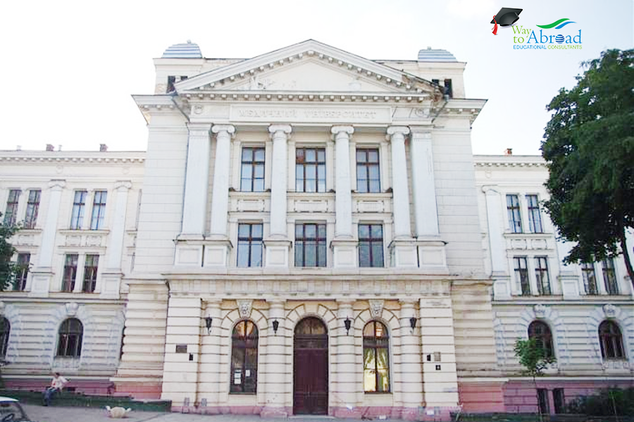 Odessa National Medical University - MBBS Ukraine