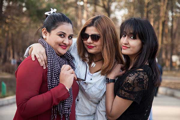 Girls Study MBBS in UKraine